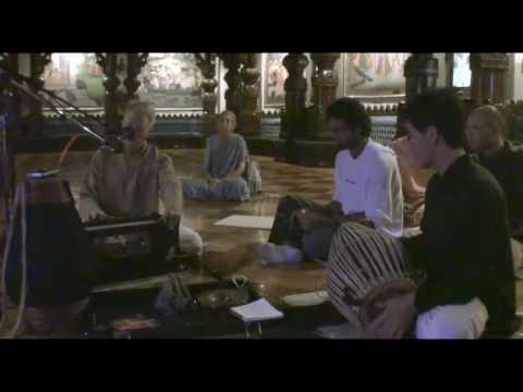 Bhajan - Mukunda Datta das - Hare Krishna
