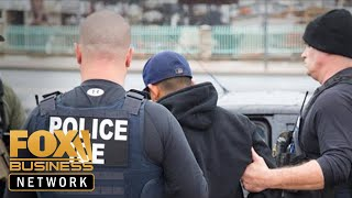 ICE conducts the biggest workplace illegal immigration raid since 2008
