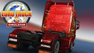 Euro Truck Simulator 2 First Impression PC HD