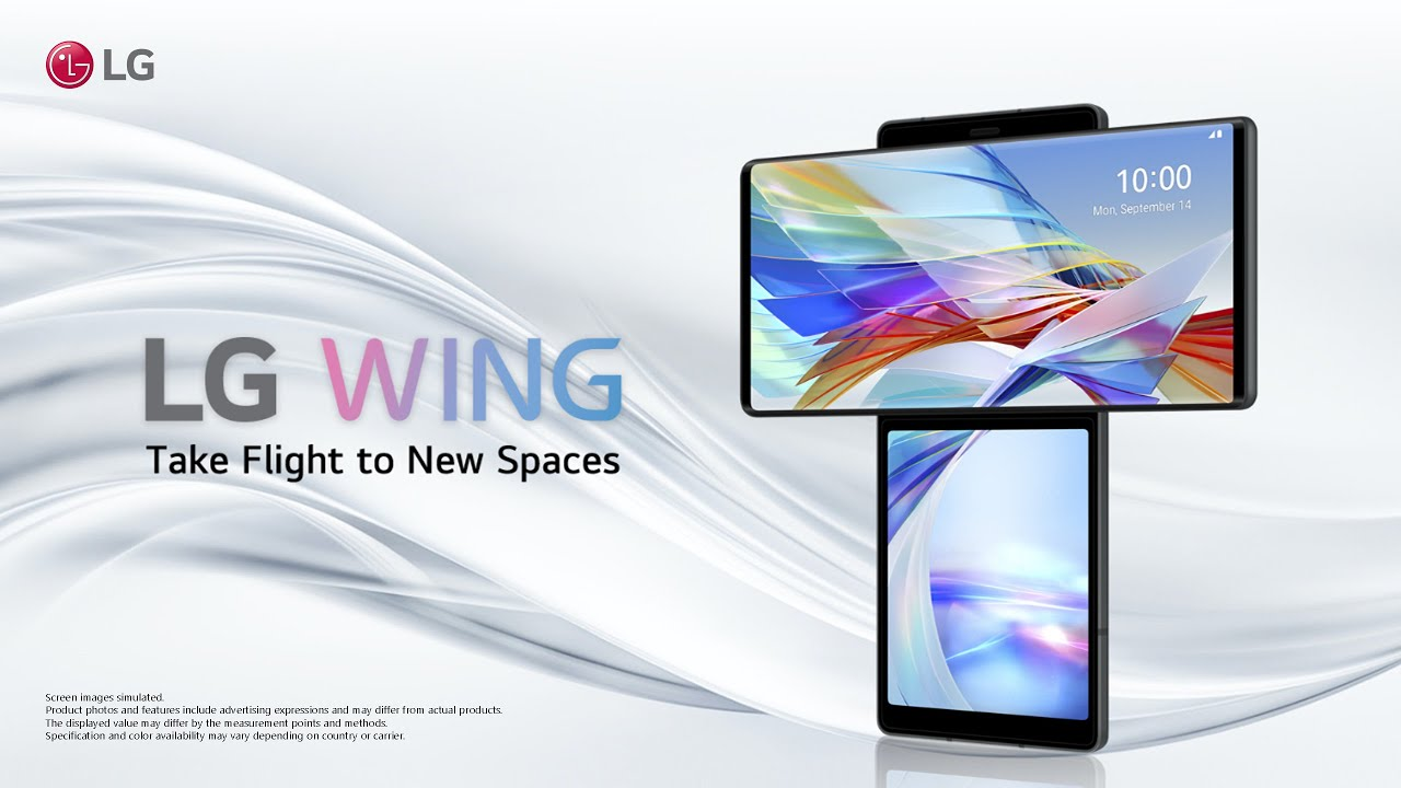 LG Wing Trailer Introduction Features ...