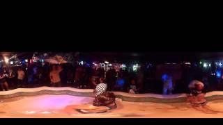 360 Degree Oil Wrestling: Round 5 - Mma Jenna Vs Hot Newbie Taryn