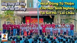 Việc Tử Tế | Tham Gia Hoạt Động Từ Thiện Giúp Đỡ Các Em Học Sinh Nghèo Miền Núi Tây Bắc Việt Nam