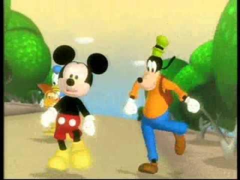 Mickey egér játszótere: Klasszikus mesékkel promo [Disney Channel Hungary]