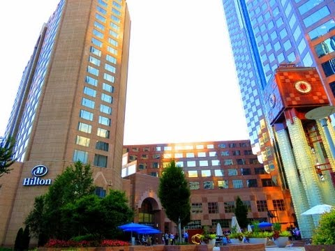 Hilton Charlotte City Centre - Hotel Review