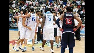 Ελλάδα   ΗΠΑ 101 95 /Ημιτελικά Μουντομπάσκετ 2006   Στιγμιότυπα {1 9 2006}