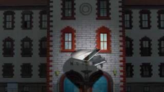 3D Videomapping Schloß Meiningen