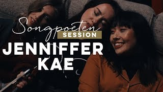 Jenniffer Kae - Knöpfe (Songpoeten Session)
