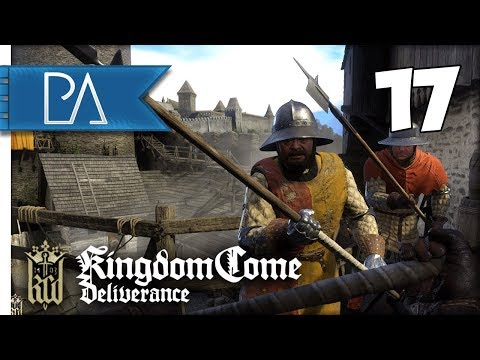 BANDITS WANT ME TO DO WHAT?!?! - Kingdom Come: Deliverance Gameplay #17