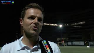 Interview mit DSD Düsseldorf Trainer Tobias Bergmann 16.10.2018