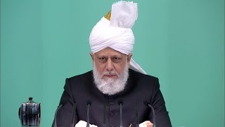 Cuma Hutbesi 22-04-2016 - Islam Ahmadiyya