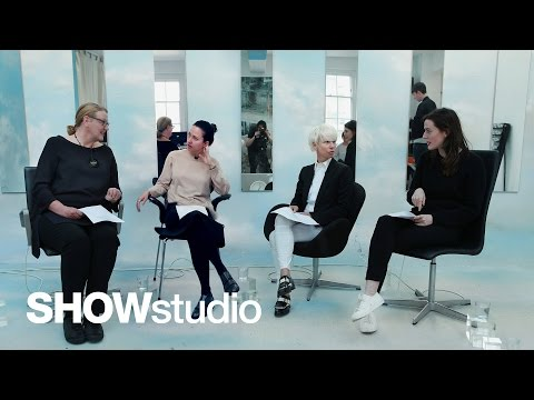 Maison Margiela - Spring / Summer 2016 Panel Discussion