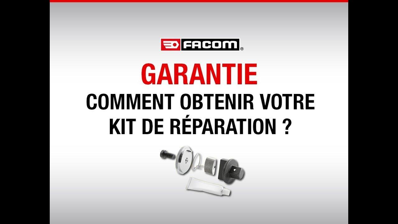 Facom France Le Kit De Réparation De Cliquet Facom