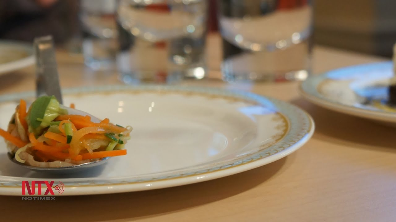 Cocina mexicana contemporánea debuta en el año dual México-Reino ...