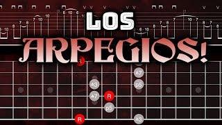 LOS ARPEGIOS! | El secreto detrás de un BUEN SOLO!