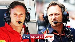 From cutting grass to running Red Bull Racing! | Christian Horner's Journey to F1