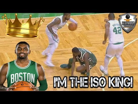 "Kyrie Irving ""BEST BallHandling and ISOGOD"" Highlights"