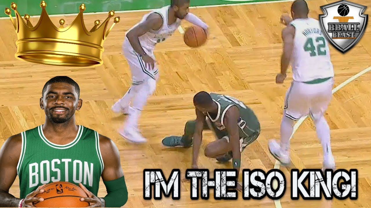 Kyrie Irving `BEST BallHandling and ISOGOD` Highlights