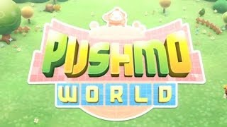 CGR Undertow - PUSHMO WORLD review for Nintendo Wii U