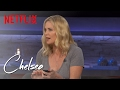 Charlize Theron Steals Chelsea's Phone | Chelsea | Netflix