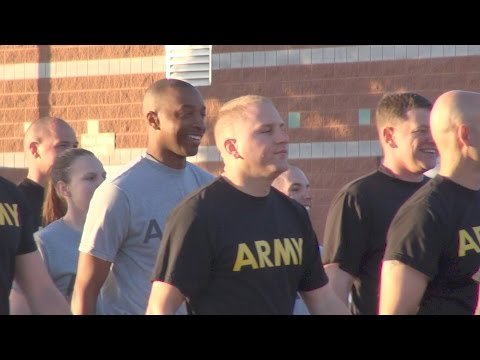 Fort Report NCO Week 2017