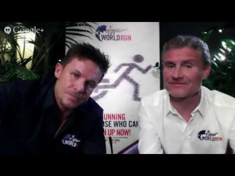 Wings For Life World Run - Google Hangout