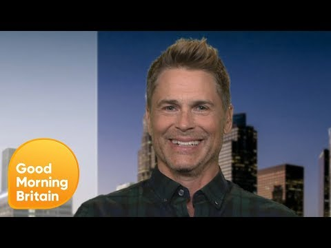 Rob Lowe Claims His Own Insecurity Made Him Mock Prince William's Baldness