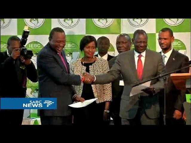 Kenya's Supreme Court ruling on election: Njonjo Mue