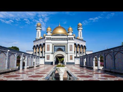 Soothing Zen Music of Brunei for Mental Health, Spiritual Music, Positive Energy, and Inner Peace