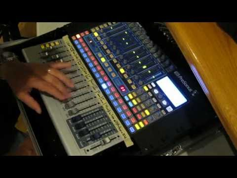 """Stage Left Audio - """"mixing the band"""" - Video 1"""