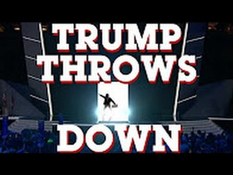 TRUMP THROWS DOWN - Songify 2016【1 HOUR】
