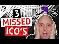 3 Recent ICOs I Missed - Docademic, Lending Block, Current Media