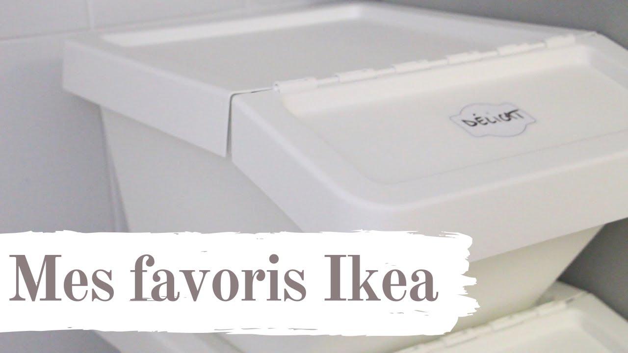 Mes Favoris Ikea Astuces Et Organisation Youtube
