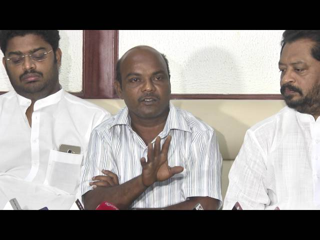 Truth behind Mudragada Kapu Agitation Arrests - Part 1- Harsha Kumar