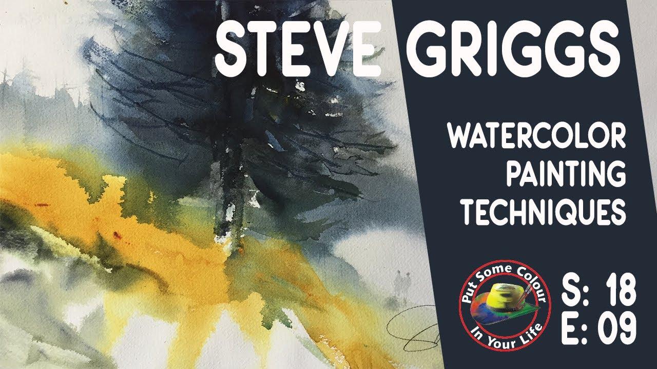 Fine Art Tips with Steve Grigg...