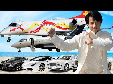 Jackie Chan Lifestyle ★ 2018