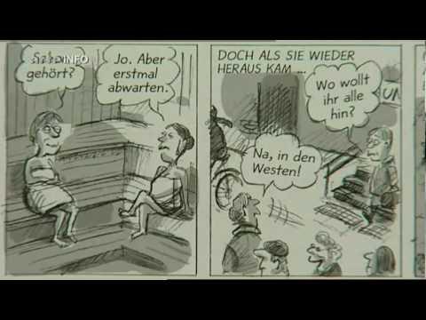 Angela Merkel - Die Biografie im Comic - Miss Tschörmänie