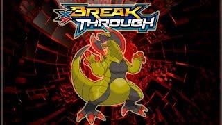pokemon tcg breaktrough haxorus deck