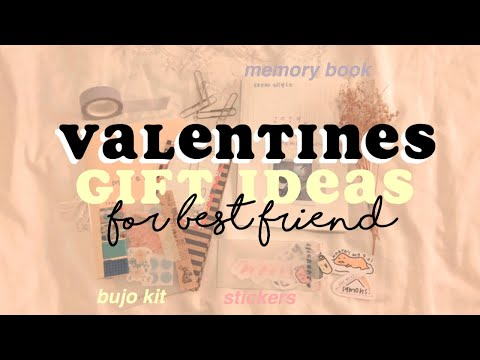 💞DIY VALENTINES GIFT IDEAS For Friends 2020 | Cheap And Easy