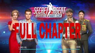 Hidden Escape Secret Agent Adventure Mission Walkthrough