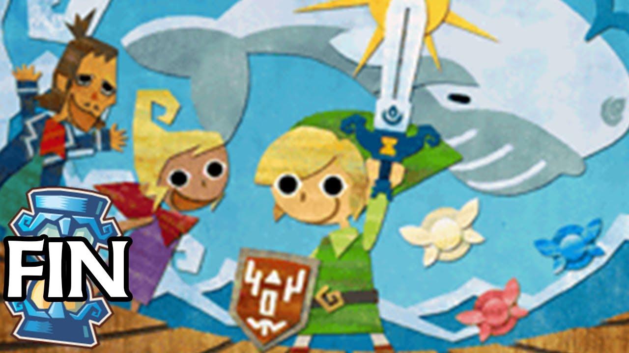 Zelda Phantom Hourglass #7 Final y opinión del juego