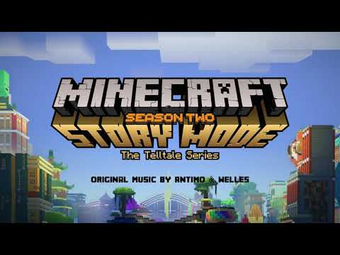 Antimo & Welles - Jack's Lament [Official Minecraft: Story Mode - Season 2]