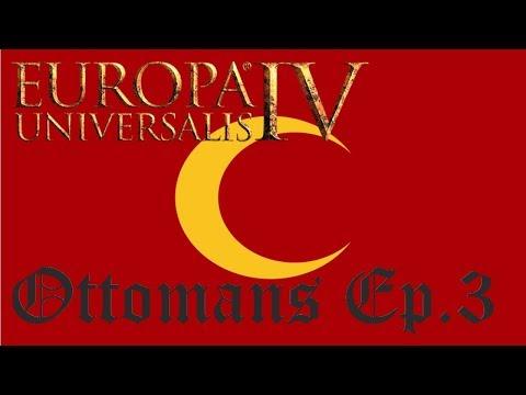 Eu4 Ottomans -  Ep.3 Easy Mamluk victory!