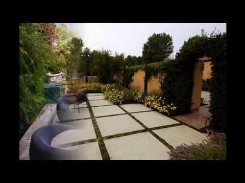 Concrete patio decorations ideas