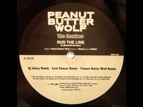 Peanut Butter Wolf & Rasco - Run The Line (Lord Finesse Remix) (1998)