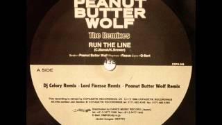 Peanut Butter Wolf & Rasco - Run The Line (Lord Finesse Remix) (1998)