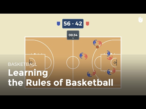 The Basic Rules of Basketball | Basketball