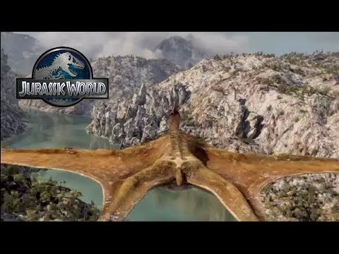Jurassic World 2 - Quetzalcoatlus | King Of The Pterosaurs |