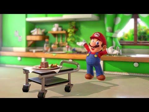 Super Mario Party Gameplay Walkthrough E3 2018 - Nintendo Treehouse