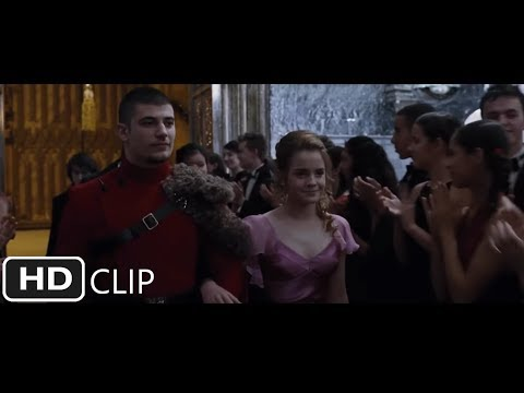 Harry Potter and the Goblet of Fire - The Yule Ball (Part 1 of 2)