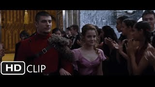 Harry and the other three champions attend the Yule Ball, a Triwiza...